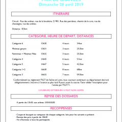 Prix de Granges du 28 Avril 2019